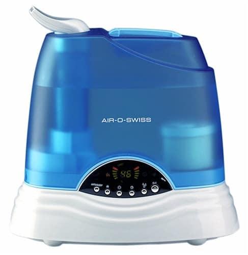 Air-O-Swiss BONECO Warm or Cool Mist Ultrasonic Humidifier 7135