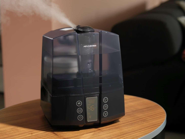 Air-O-Swiss BONECO/Air-O-Swiss Warm or Cool Mist Ultrasonic Humidifier 7147
