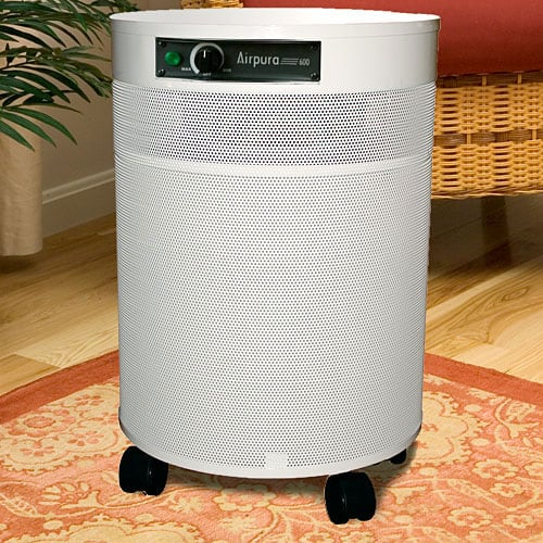 Airpura C600 air purifier for smoke Review