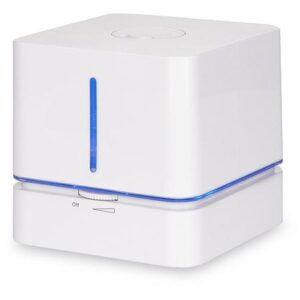 Crane USA Cube Personal Ultrasonic Cool Mist Humidifier