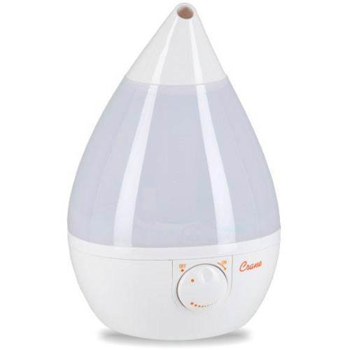 Crane Drop EE5301 USA Filter-Free Cool Mist Humidifier