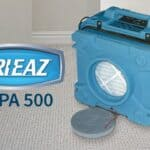 Dri-Eaz F284 DefendAir HEPA 500 Air Purifier Negative Air Machine Air Scrubber