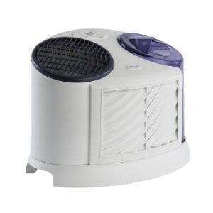 AIRCARE 7D6 100 4-Speed Table Top Evaporative Humidifier,