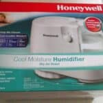 Honeywell Cool Moisture Humidifier, HCM-890B