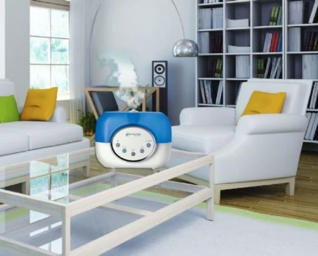 PureGuardian H4610 120-Hour Ultrasonic Warm and Cool Mist Humidifier