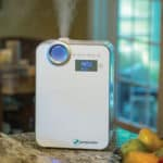 PureGuardian H7550 90-Hour Smart Mist Ultrasonic Humidifier,1.32-Gallons