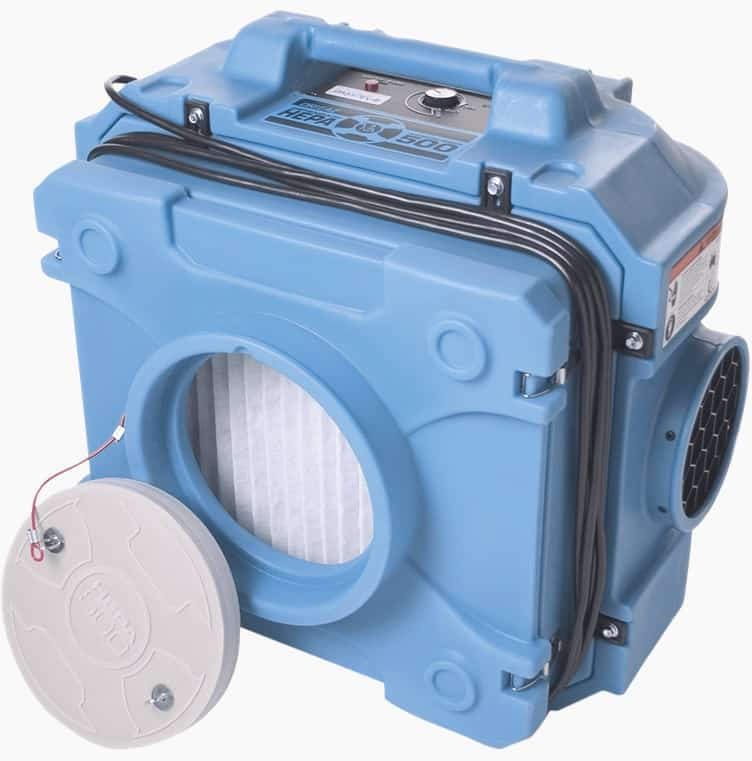 Dri-Eaz F284 DefendAir HEPA 500 Air Purifier Negative Air Machine Air Scrubber