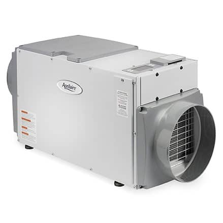Aprilaire 1850 Whole Home Pro Dehumidifier, 95 Pint Dehumidifier for Homes up to 3000 sq. ft.