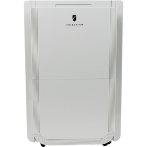Friedrich D50BP 50 Pint Dehumidifier with Built-In Drain Pump, Front Bucket and Continuous Drain