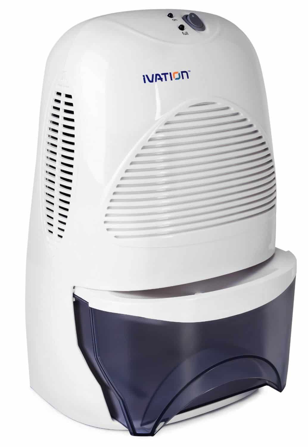 Ivation IVADM35 Powerful Mid-Size Thermo-Electric Dehumidifier