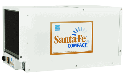 Santa Fe Compact 2 Crawl Space Dehumidifier Review