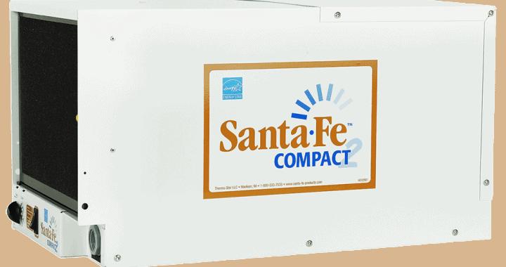 Santa Fe Compact 2 Crawl Space Dehumidifier Review