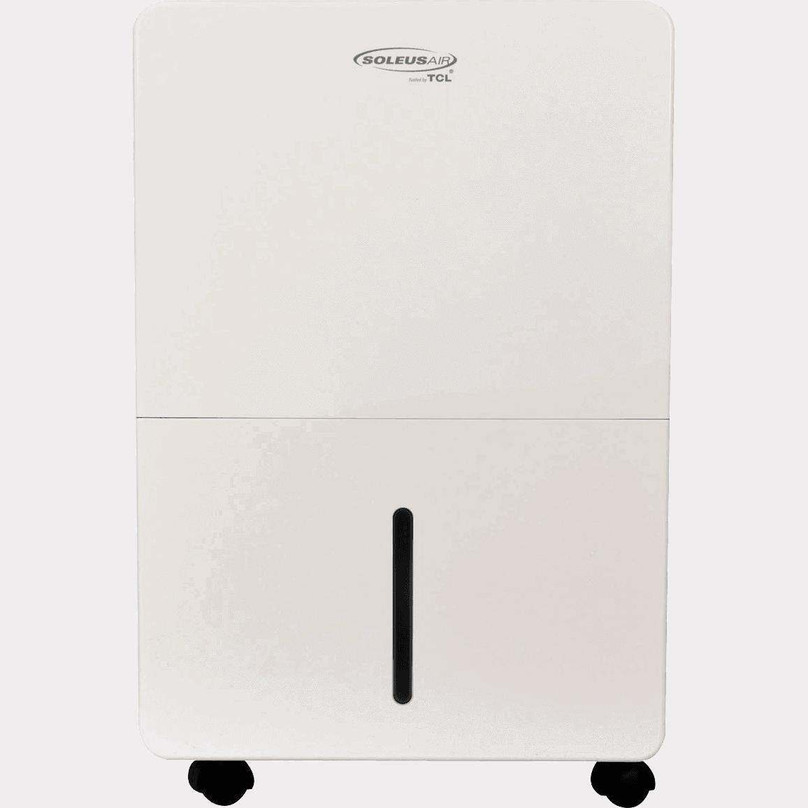 Soleus TDA45E Energy Star Rated Air Dehumidifier, 45-Pint