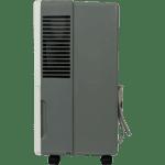 Soleus HCT-D70E-A Compact Digital Dehumidifier, 70 Pints