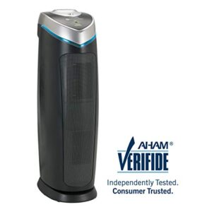 GermGuardian AC4825, Germ Guardian True HEPA Filter Air Purifier for Home