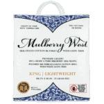 Luxurious Mulberry West Silk Blanket -1