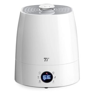 TaoTronics TT-AH007 Ultrasonic Humidifiers for Bedroom