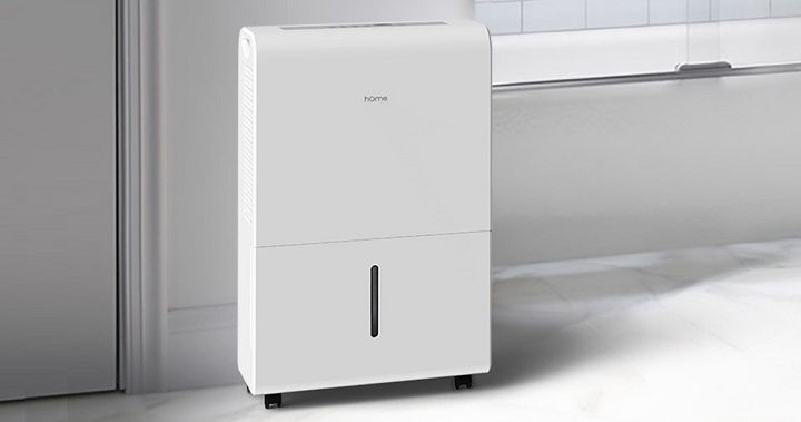 hOmeLabs 50 Pint Dehumidifier