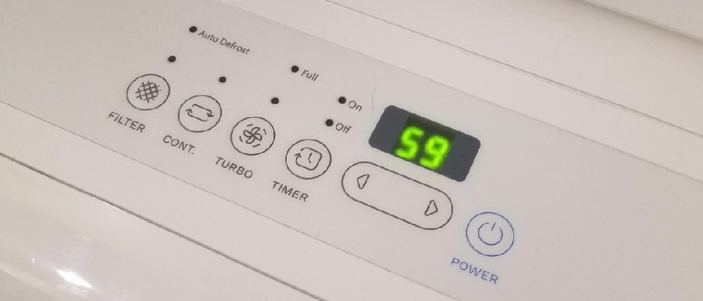 hOmeLabs 50 Pint Dehumidifier review