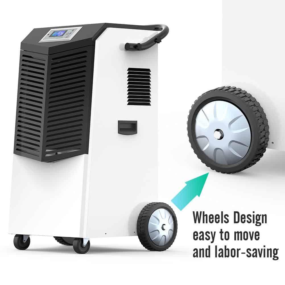 Commercial Dehumidifier Wheels