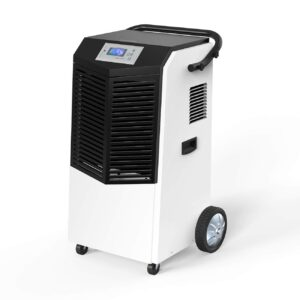 Inofia 232 Pints 29 Gallons Large Capacity Commercial Dehumidifier