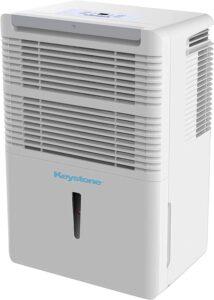 Keystone KSTAD70B High Efficiency 70-Pint Dehumidifier with Electronic Controls Review