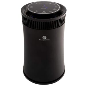 SilverOnyx Air Purifier with True HEPA Filter