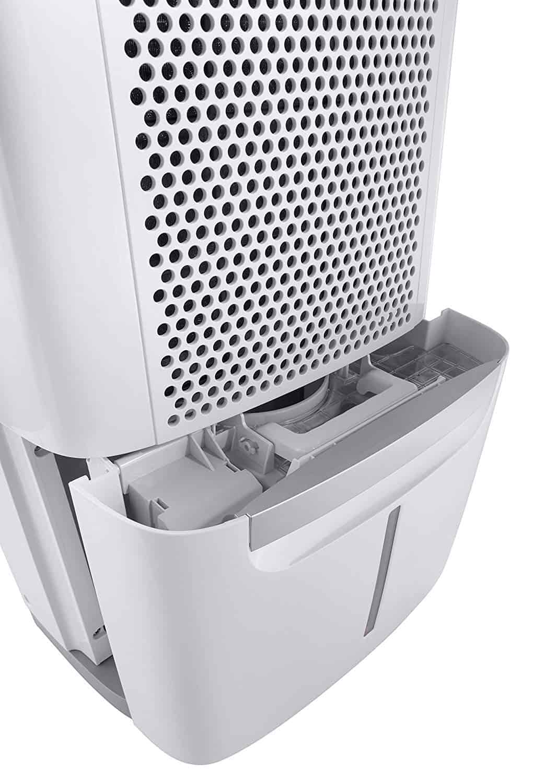 Best 70 Pint dehumidifier review - water tank