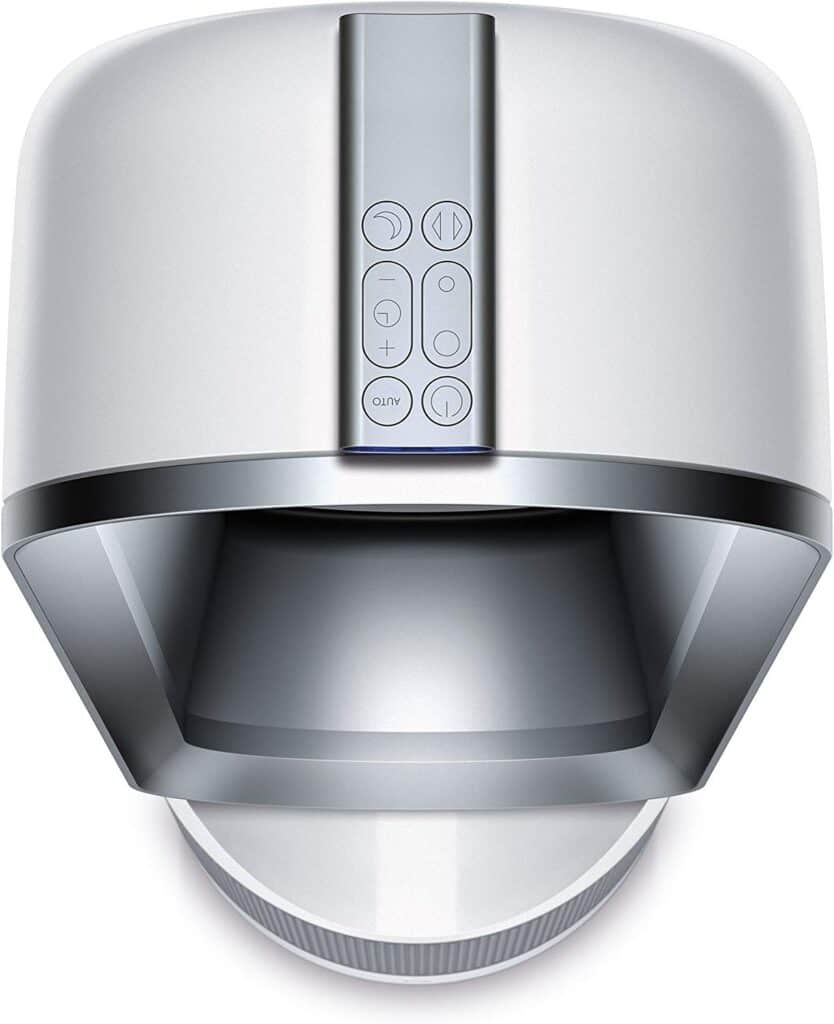 Dyson TP02 Air Purifier controls