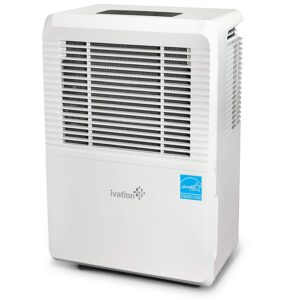 Ivation 70 Pint Energy Star Compressor Dehumidifier with Pump