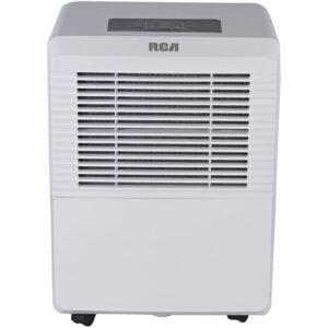 RCA RDH705 70 Pint Dehumidifier review