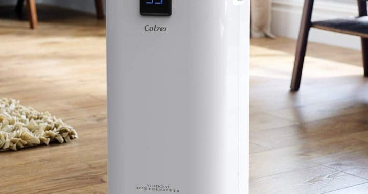 Colzer PD223A 70 Pints Portable Dehumidifier Review
