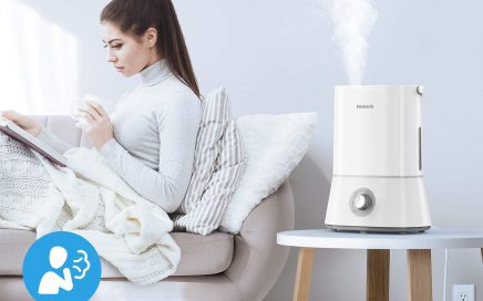 Homech Cool Mist Humidifier Review