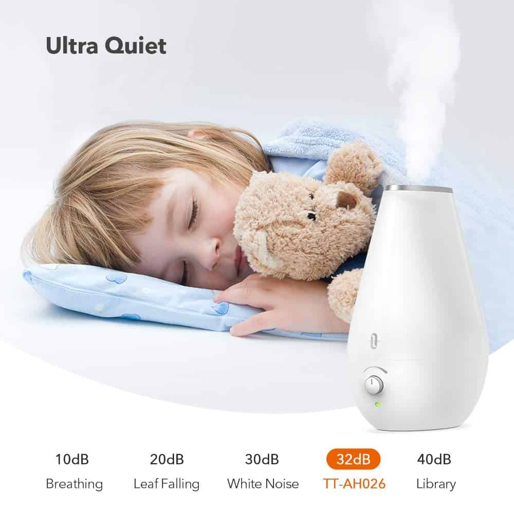 TaoTronics Cool Mist Humidifiers for Babies Review