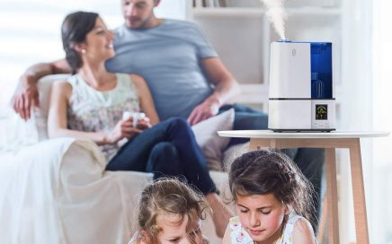 TaoTronics Cool Mist Humidifiers for Bedroom Large Room Review