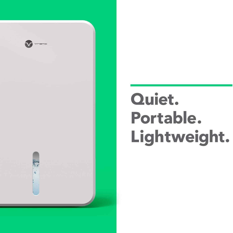 Vremi 1 Pint Compact Portable Dehumidifier Review