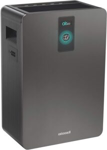 Bissell air400 Air Purifier with High-Efficiency Filter and CirQulate System Review