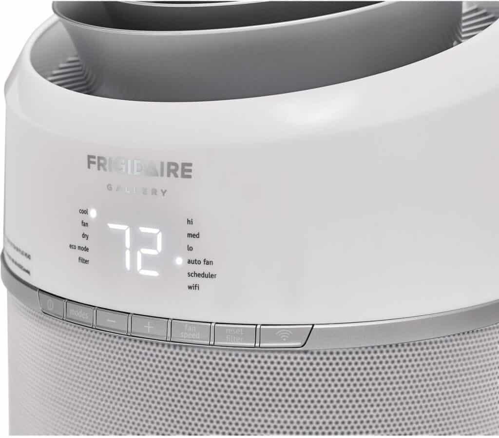 FRIGIDAIRE 12,000 BTU Cool Connect Smart Portable Air Conditioner Review