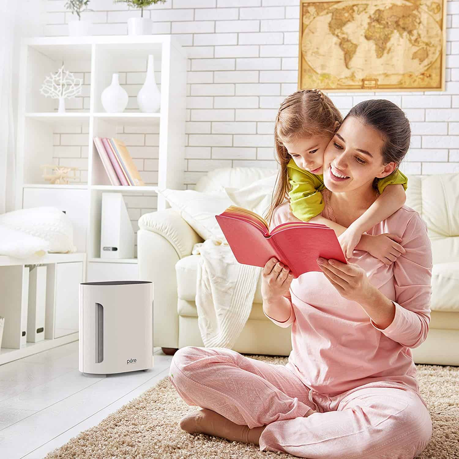 Pure Zone Enrichment 3-in-1 Air Purifier Review