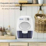 SEAVON New Electric 2020 Mini Dehumidifier Review
