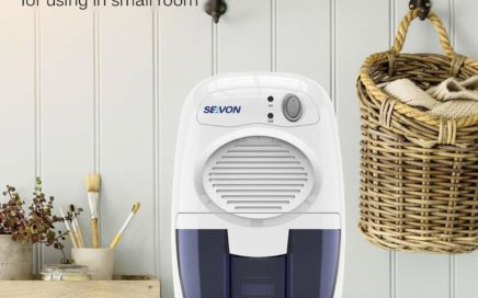 SEAVON New Electric 2020 Mini Dehumidifier Review