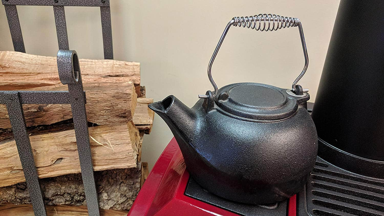 Vogelzang TK-02 Fireplace Kettles