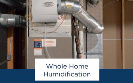 Aprilaire 600M Whole house humidifier Review
