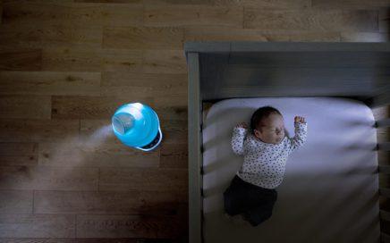 Babymoov Hygro Plus Cool style Mist Humidifier