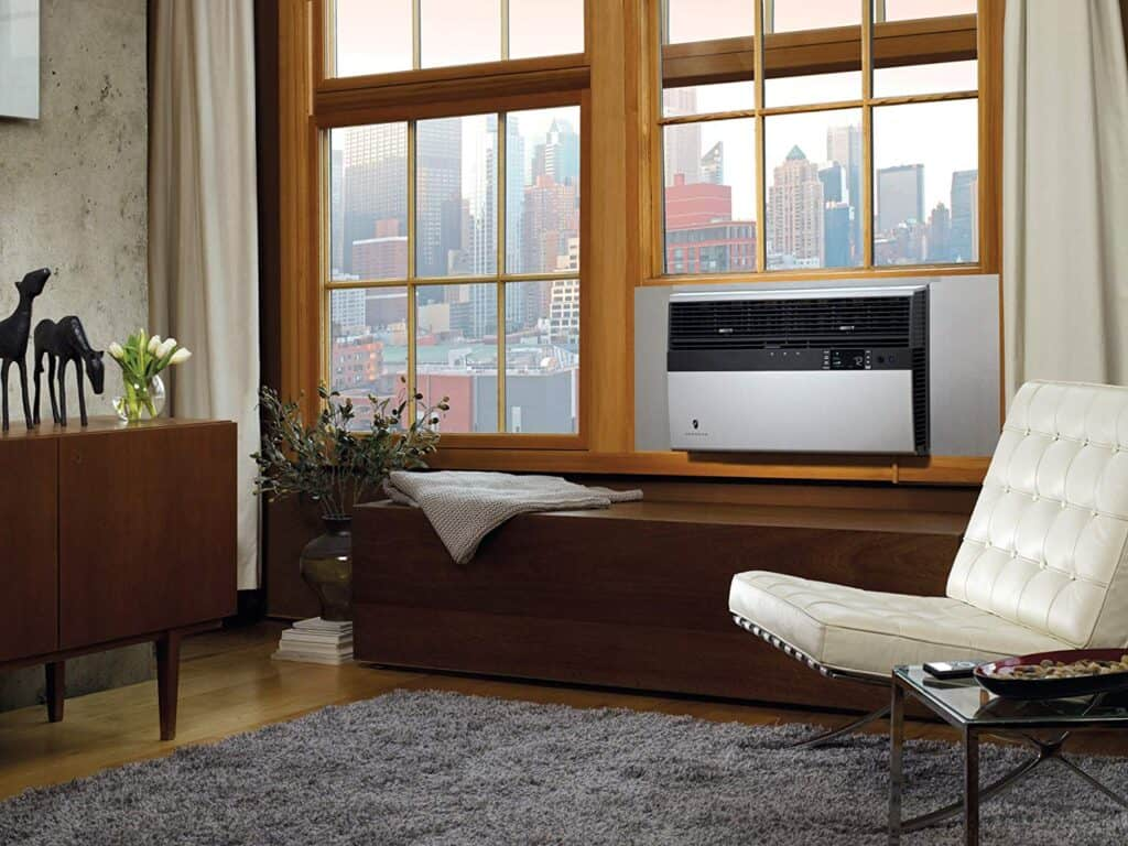 Friedrich Kuhl Series Window Air Conditioner 10,000 BTU Review