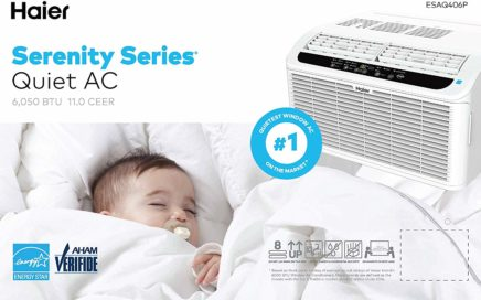 Haier ESAQ406P Window Air Conditioner Review
