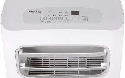 Koldfront PAC802W Portable Air Conditioner with Dehumidifier and Fan Review