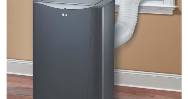LG LP1417GSR 115V Portable Air Conditioner