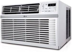 LG LW1016ER 10,000BTU Window Air Conditioner with remote control Review
