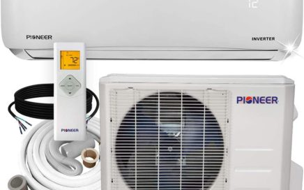 Pioneer Mini Split WYS Series 19 SEER Air Conditioner